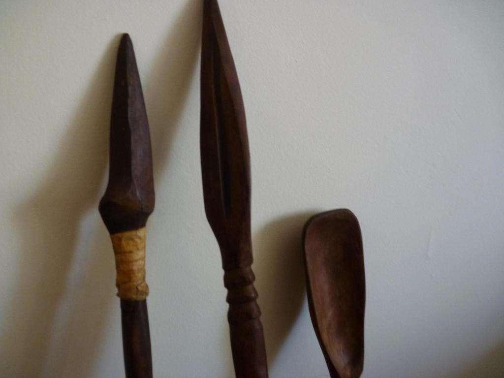artesanias guaranies en madera