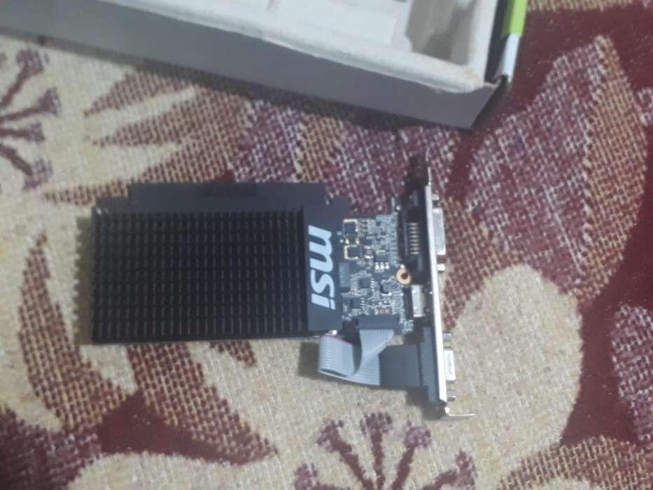tarjeta grafica gt710 2gb ddr3
