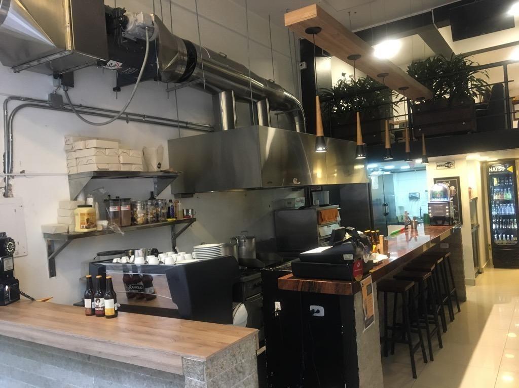 Restaurante - Local Amoblado