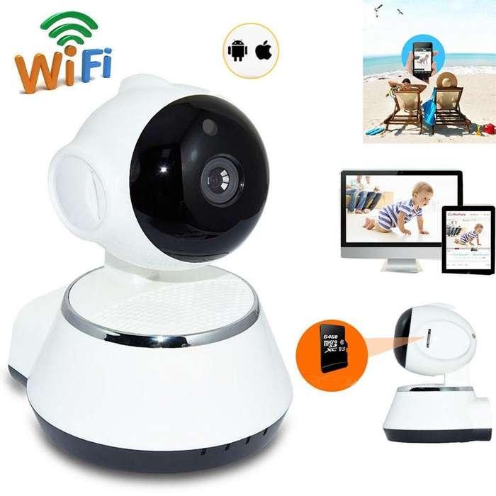 Camara Ip Wifi Nocturna V380 720p