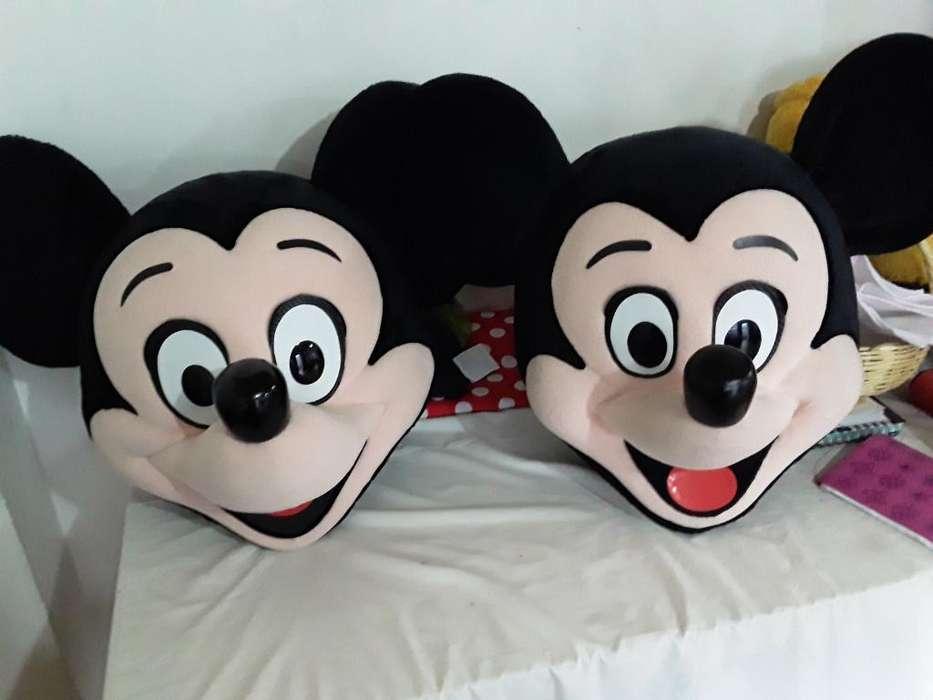 Vendo Disfraz de Micky Mouse