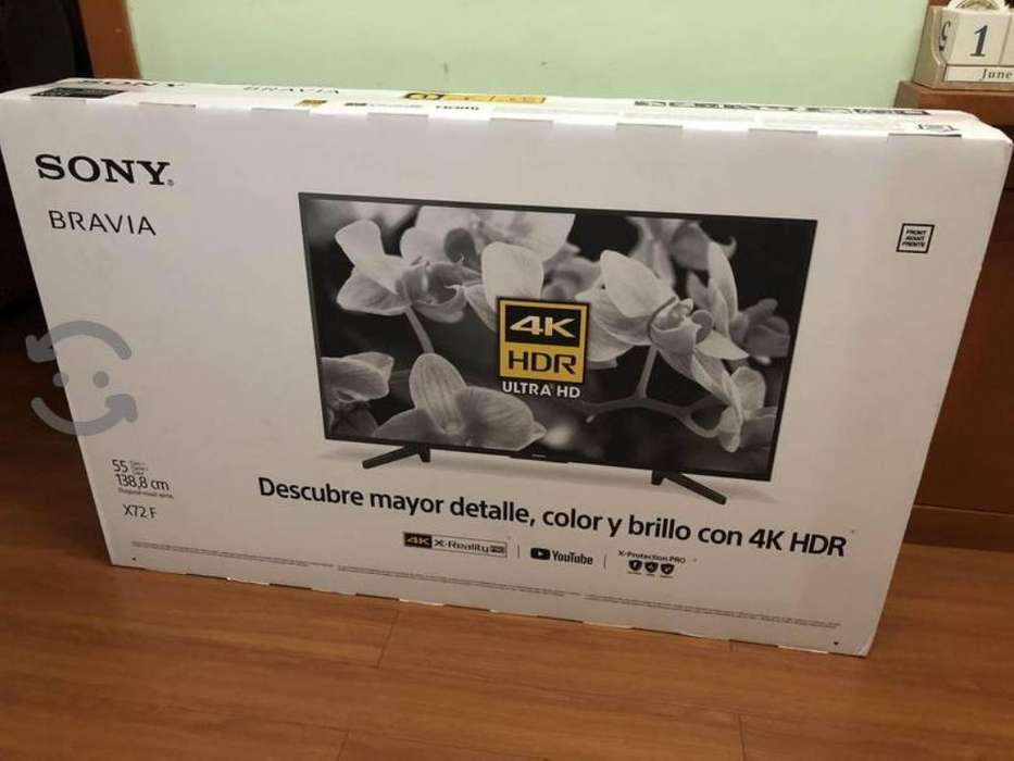 Tv <strong>sony</strong> 55 4k