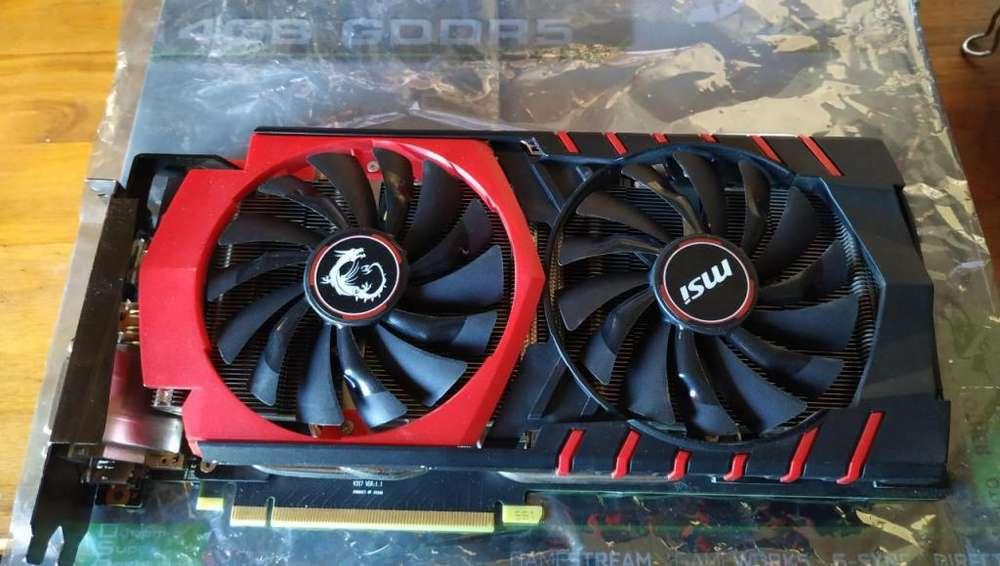 GTX 980 4gb gddr5