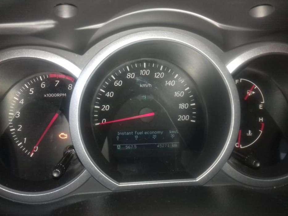 Suzuki Grand Vitara SZ 2014 - 45300 km