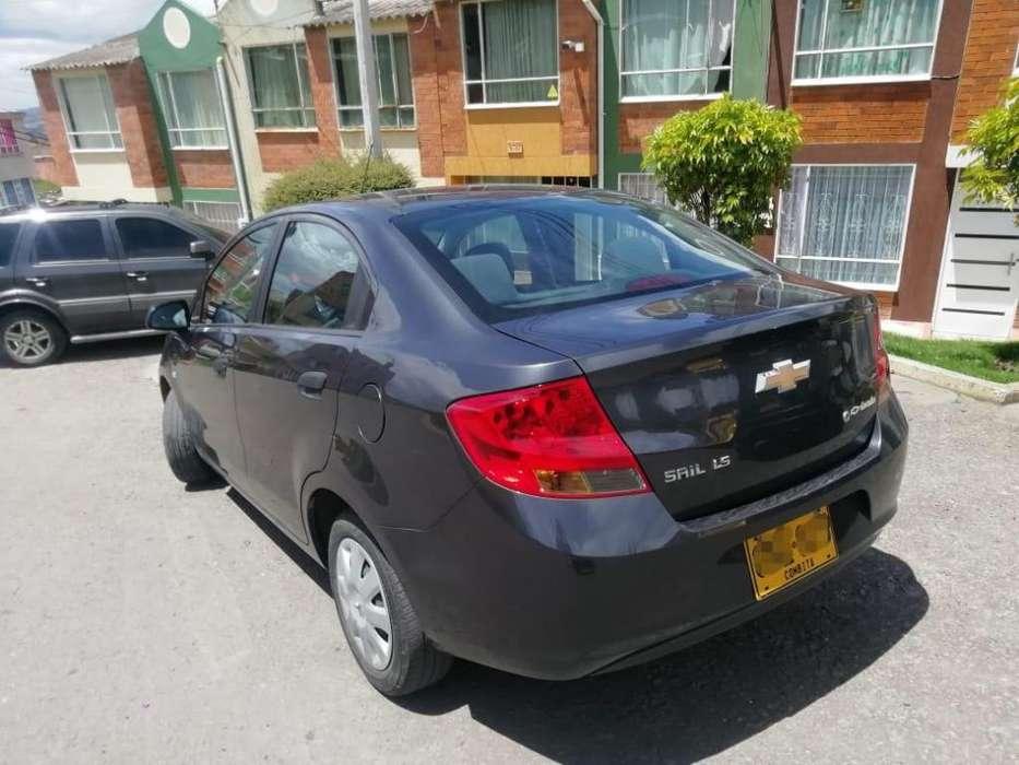 Chevrolet Sail 2013 - 37000 km