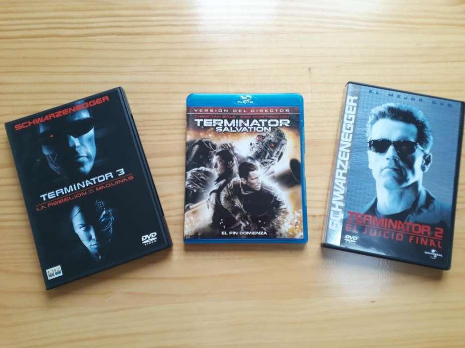 Peliculas originales Terminator