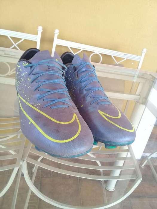 Botines Nike Mercurial Vapor 10
