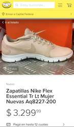 c0a216ad06b Zapatillas NIKE p Mujer (37). - Salta
