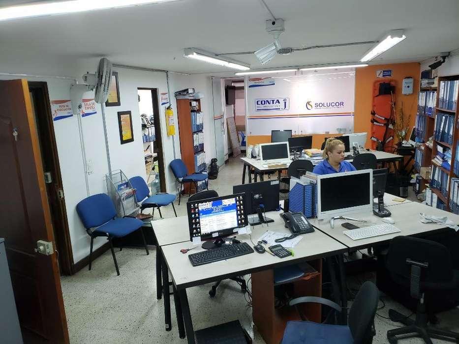 Oficina en Centro de Medellín