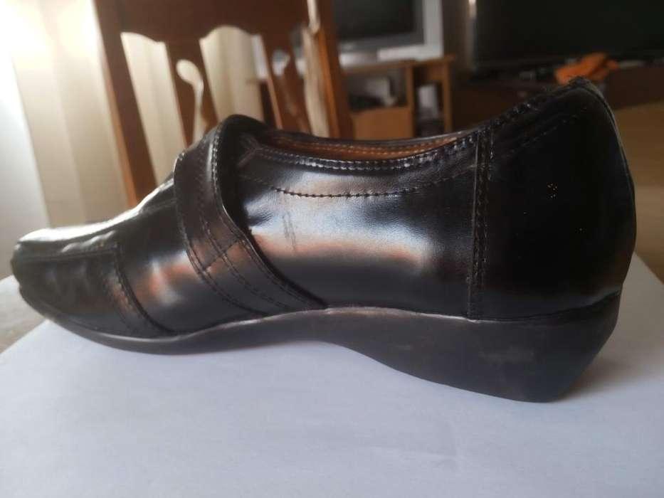 Zapatos Angelini 100% cuero vacuno Nro 40 Nuevos