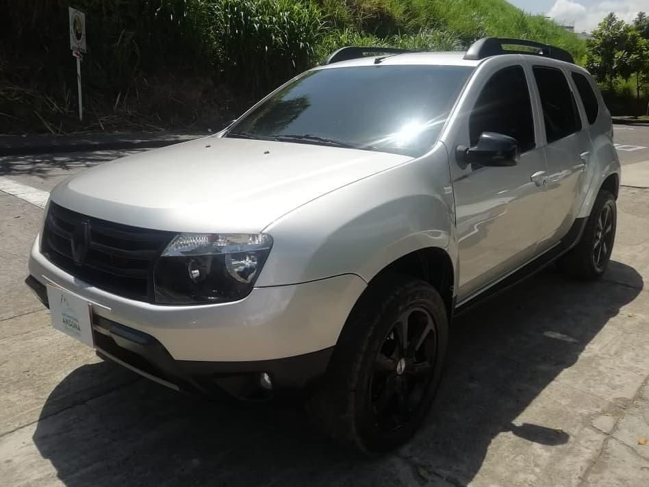 Renault  Duster  Dynamic  2016 Mecanica 2.0 4WD (327)