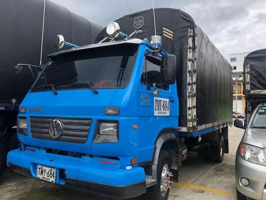 Se vende camión volkswagen diesel - Linea 8.120 Modelo 2008