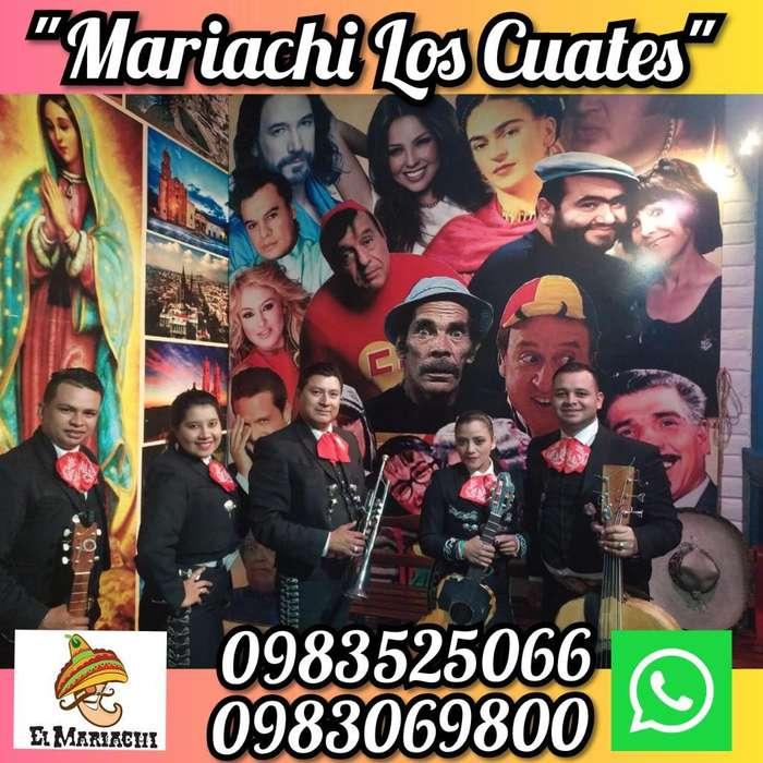 Mariachi Los Cuates 35