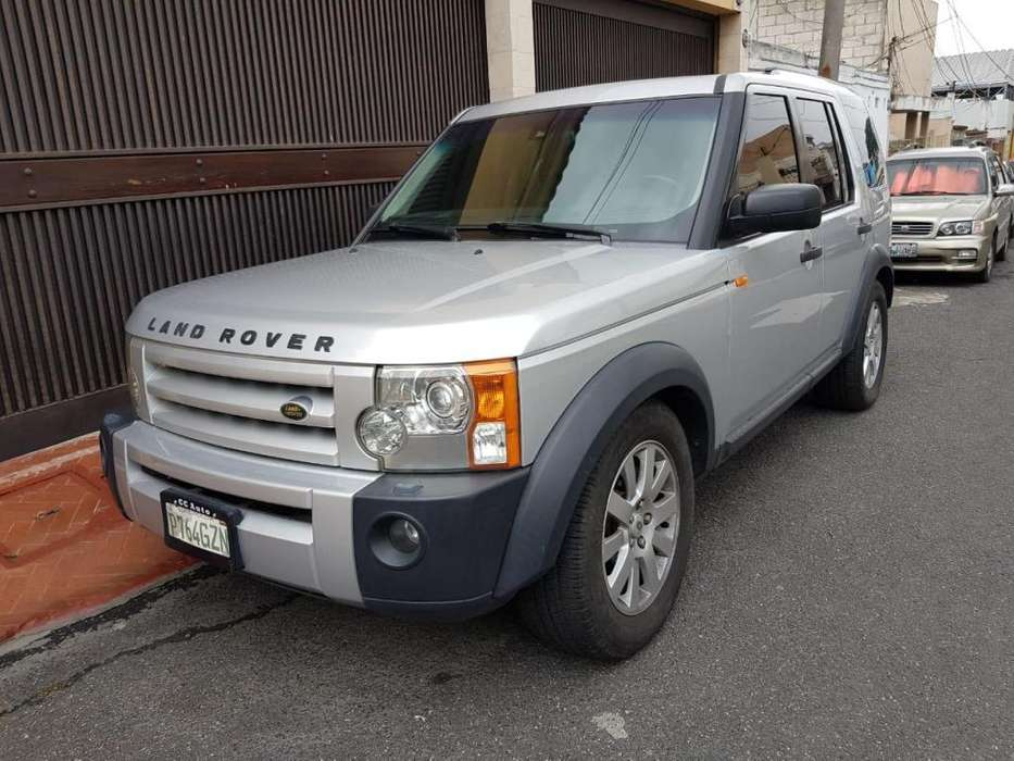 Land Rover Discovery 2006 - 211000 km