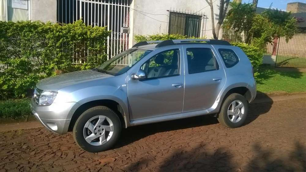 Renault Duster 2013 - 71500 km