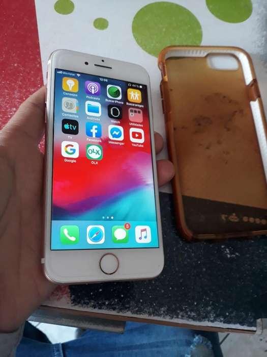 Vend Cambio iPhone 7 de 32gb Como Nuevo