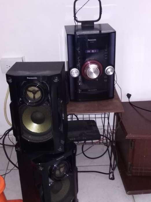 Equipo Sonido Panasonic