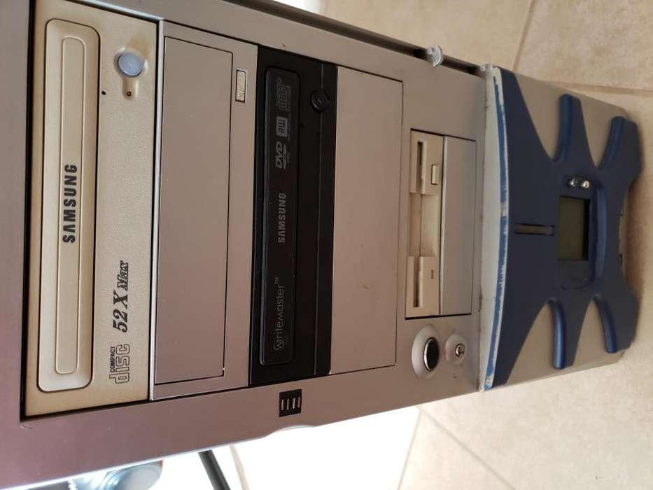 Pc Intel Pentium D 2.66 Gz - Salta
