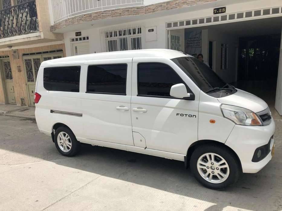 Foton Mini Van 2018 - 15000 km