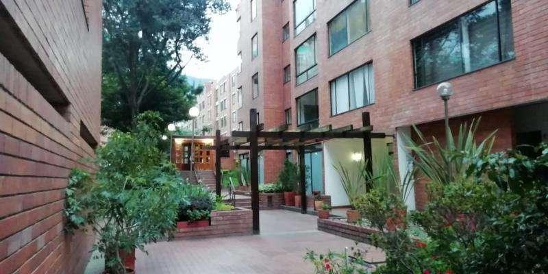 Apartamento En Venta En Bogota Bella Suiza Cod. VBAAV11094