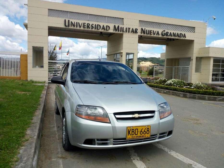 Chevrolet Aveo 2011 - 108500 km