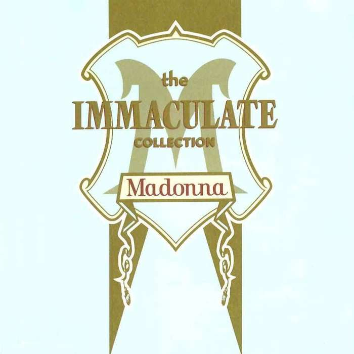Madonna: The Immaculate Collection / Como Nuevo