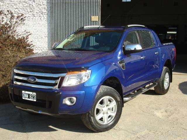 Ford Ranger 2015 - 59000 km