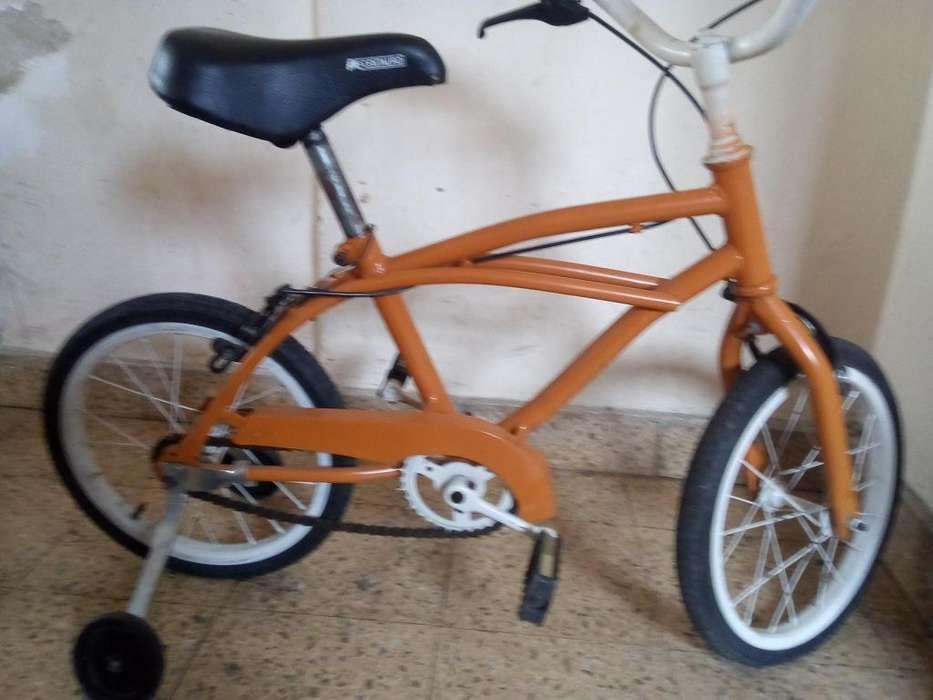 Bicicleta rodado 16