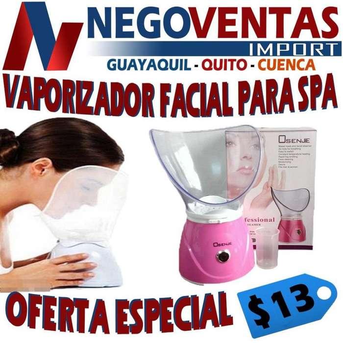 vaporizador facial para spa
