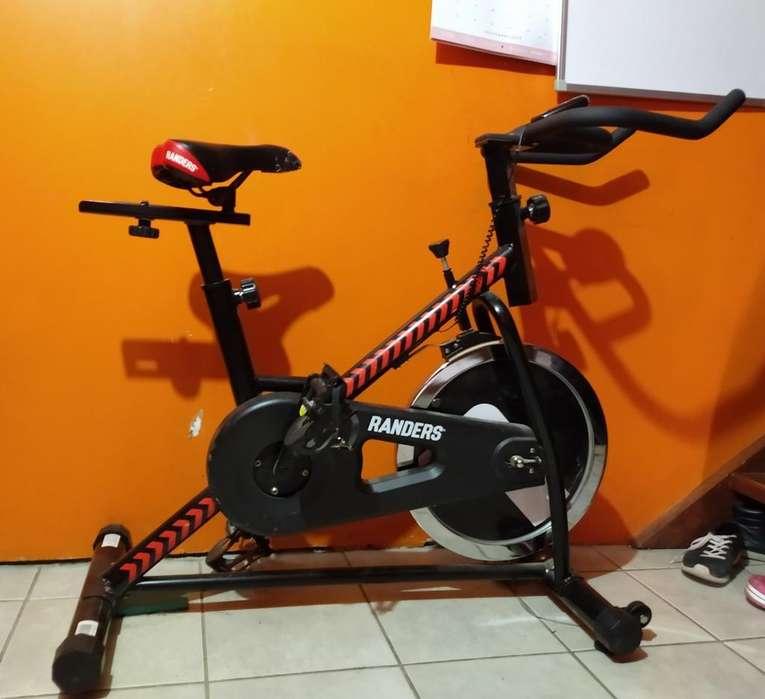Bici Fija de Spinning