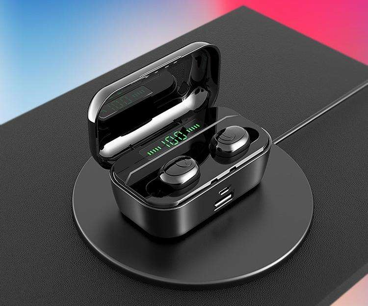 AUDIFONOS BLUETOOTH HBQ
