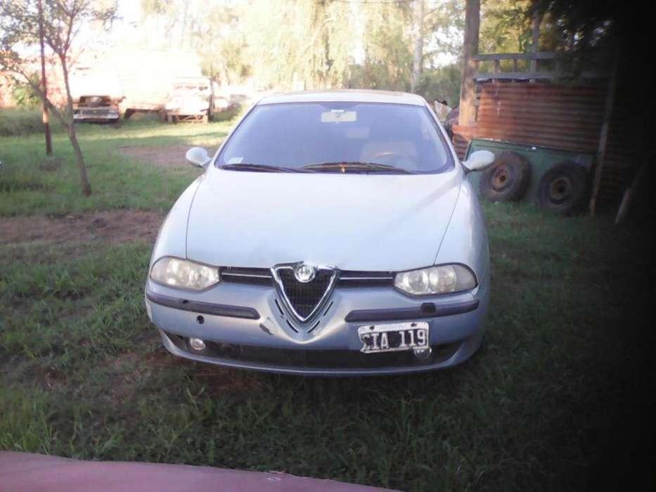 Alfa Romeo 156 1999 - 230000 km
