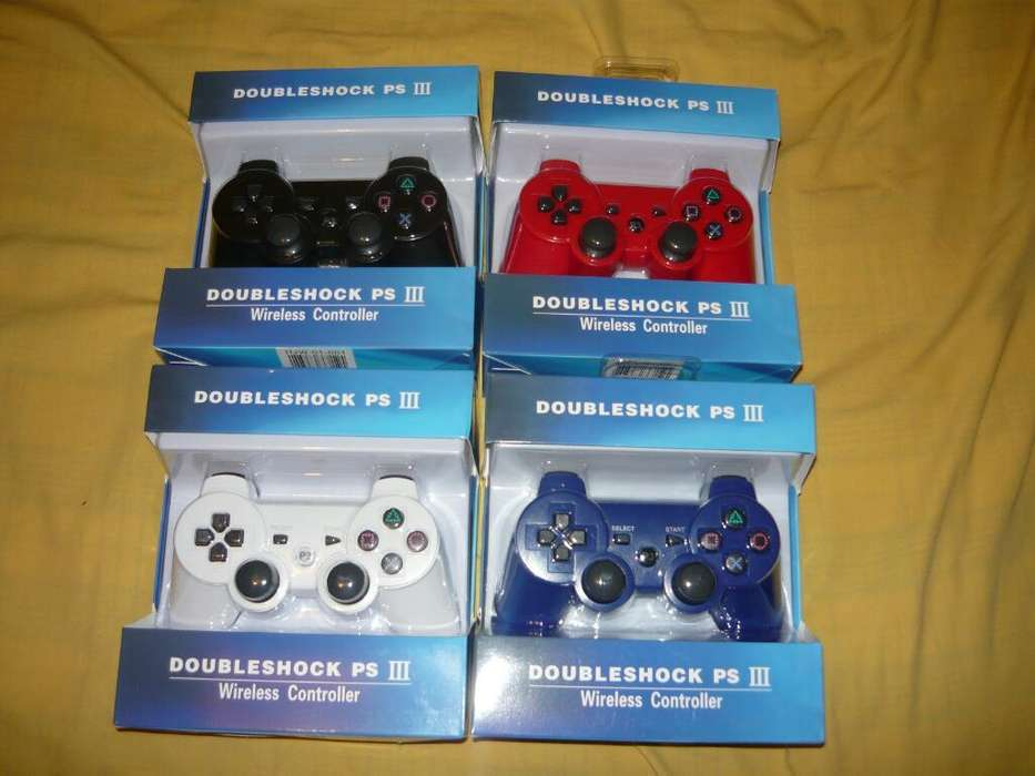 Controles Play 3 Inalambricos Genricos