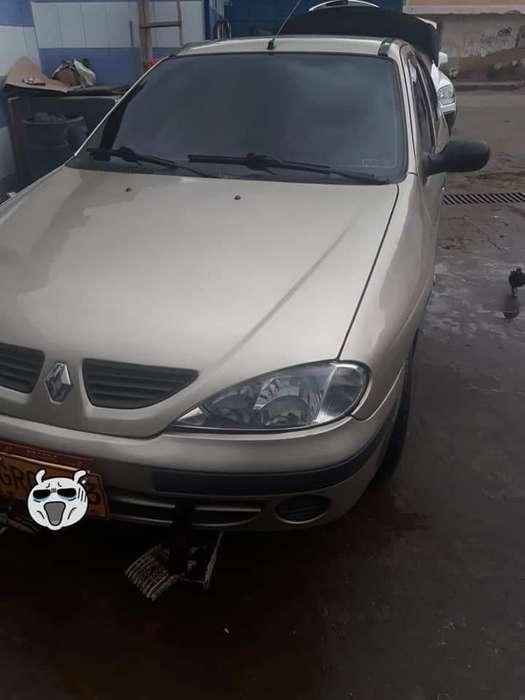 Renault Megane  2004 - 156000 km