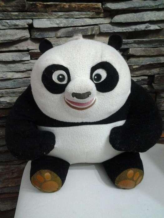Peluche Kun Fu Panda Original 30cm