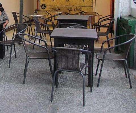 Mesas para restaurantes