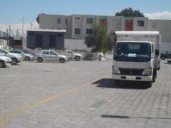 Calderón, rento Bodega 1400 m2, h 8m , guardianía 24 horas, patio manibras