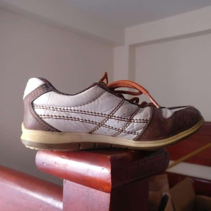 Zapato Bossi Número 27