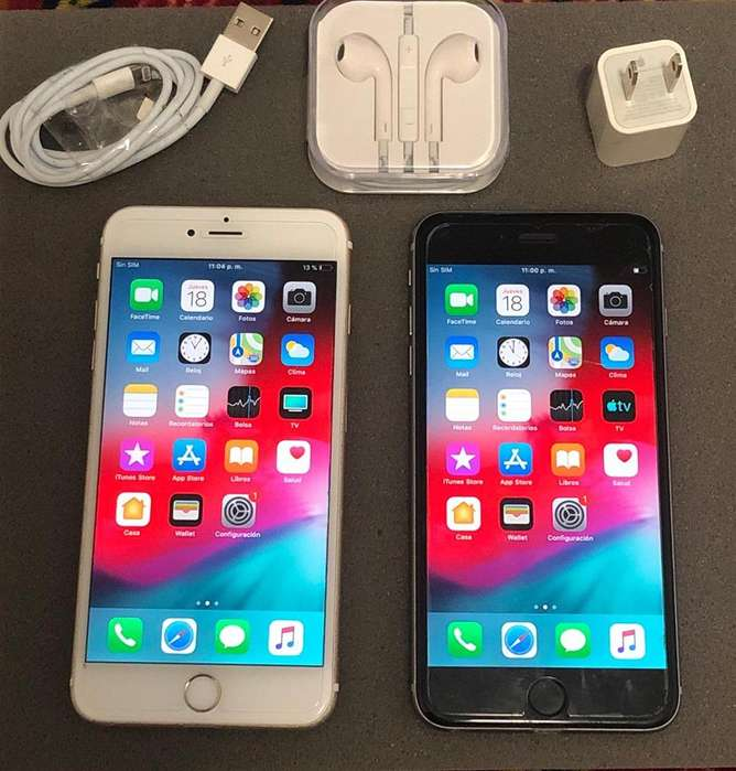 IPHONE 6S PLUS DE 16GB APROVECHA!