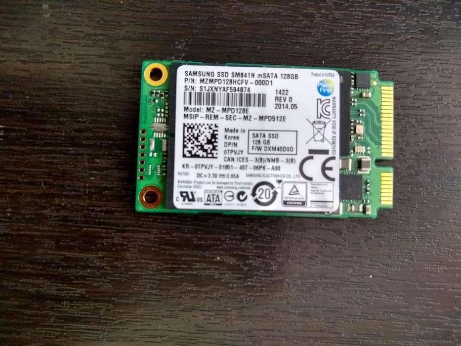 Disco Duro SSD MSata 128 GB Samsung