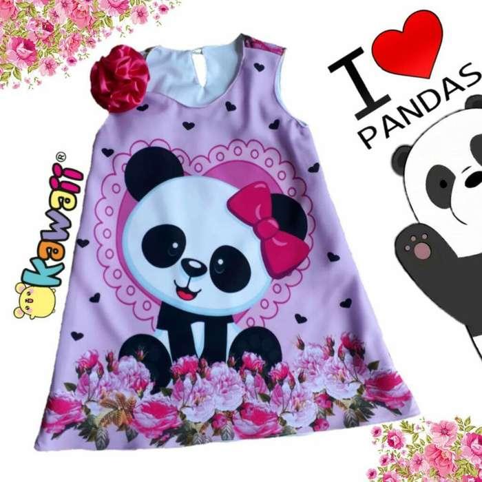 Batica Personalizada Panda