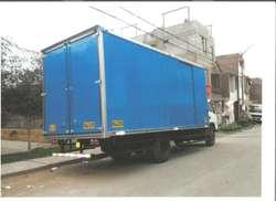 vendo camión de 10 toneladas por viaje