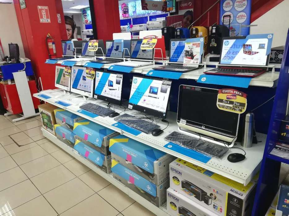 Computadora Hp a Crédito Guayaquil