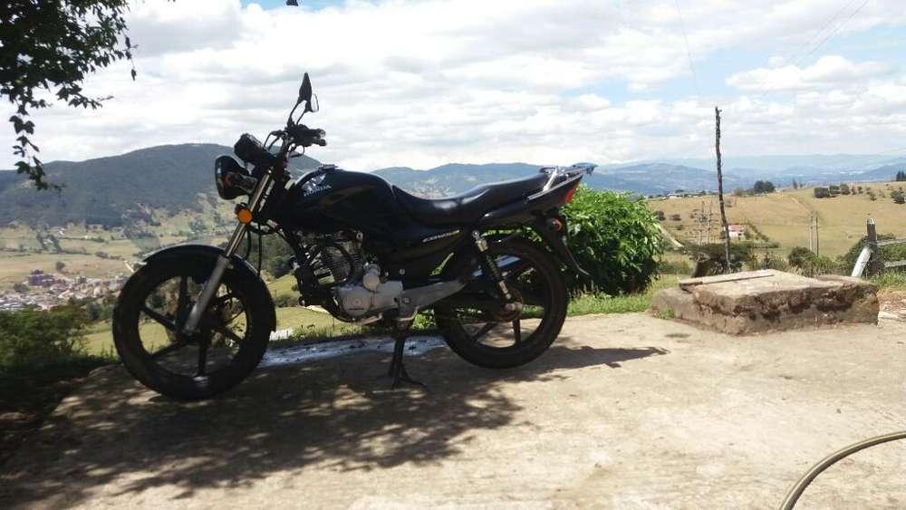 Moto Honda Cb 125 E