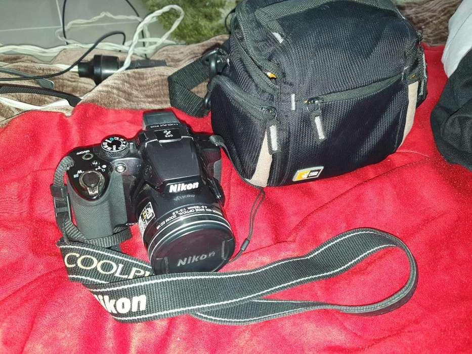 Vendo Camara Nikon Modelo Coolpix P510