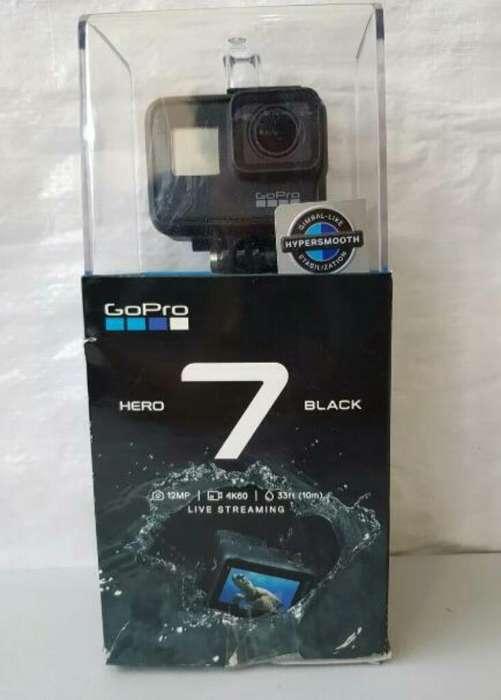 Camara Gopro 7 Black