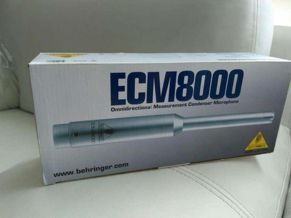 Emc8000 Behringer