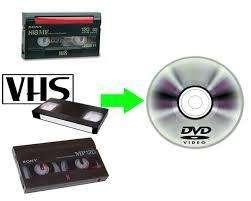 Tranferencias de videos caseros, a dvd o Avi.