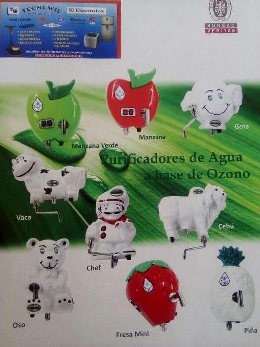 VENTA DE PURIFICADORES DE AGUA , REPUESTOS TEL WS 3144779816