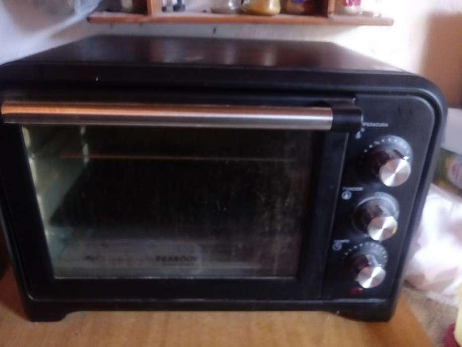 Vendo Cocina Electrica Casi Nueva